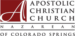 APOSTOLIC CHRISTIAN CHURCH NAZAREAN of Colorado Springs (Logo Image)